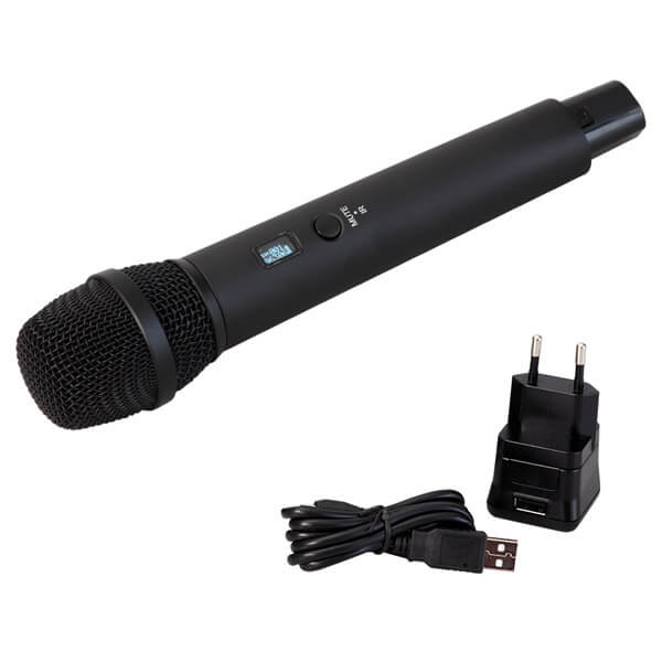 Wireless handheld microphone TG-100H